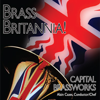 Brass Britannia CD Cover