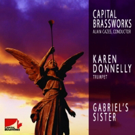 Gabriel's Sister - CD Cover