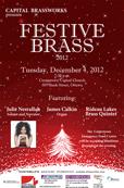 Festive Brass 2012