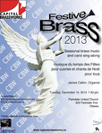 Festive Brass 2013