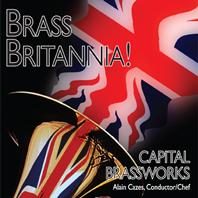 Brass Britannia CD Cover